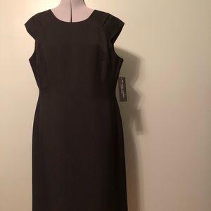 Black Label by Evan Picone professional dress